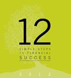 12 Simple Steps to Financial Success 2012 Calendar