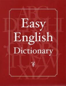 Easy English Dictionary