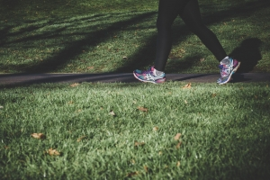 Walking at least 30 minutes a day is good for your health