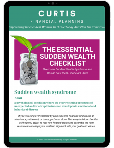 Essential Sudden Wealth Checklist