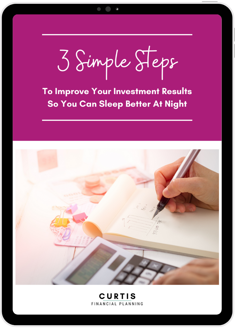 3 Simple Steps To Improve Your Investment Results